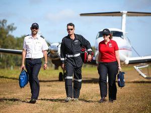 RFD Service to train pilots on Coast