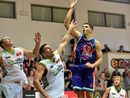 Team shows promise but loses maiden outing in Queensland Basketball League.