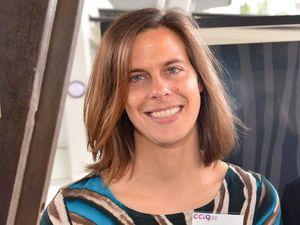 CEO Stephanie Moroz.