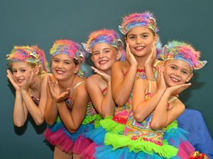 Dancers all set to show their talents