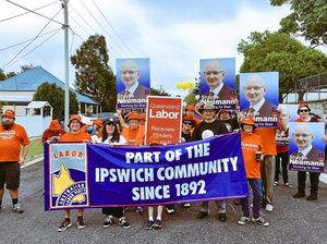 Labour Day march a tribute to grass roots Ipswich