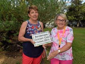 Lynn Bowden's Roma garden a labour of love
