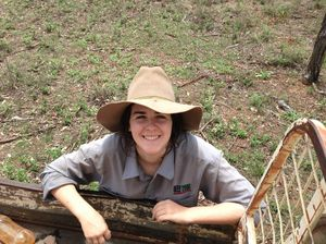 Central Queensland grazier in the national spotlight