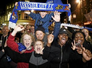 King of sport fairy tales as Leicester City wins EPL title