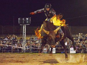 Hurry! Reserved seating selling fast for Pro Bull Riding