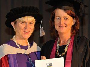 USQ program delivers inaugural graduate