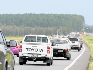Bruce Highway upgrade at least 15 years away