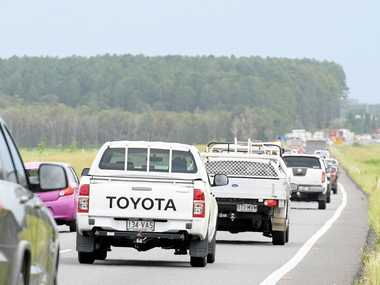 Upgrading the Bruce Highway remains a pipedream.