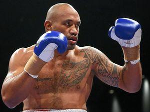 Solomon Haumono's redemption in the ring