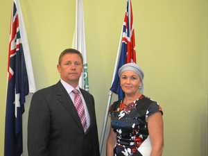 Jason Cook sworn in as Lockyer Valley Deputy Mayor