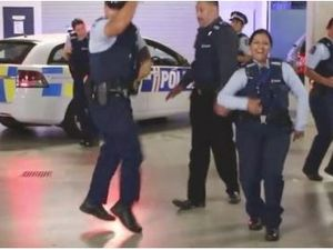 Are our cops up for Kiwi 'running man' challenge?