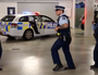 NZ Police doing the running man dance.