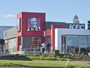Toowoomba's new high-tech KFC ready to open