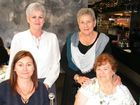 (From left back) Trish Hedge and Jan Rollo and (from left front) Angie Smith and Audrey McCarthy.
