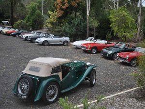 Capricorn Coast's classic cars head to Mt Morgan