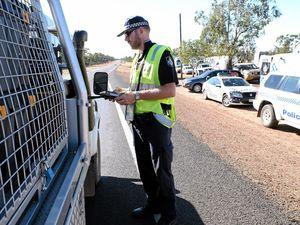 Police blitz on the Warrego