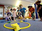 A MINI Olympics got toddlers to put on their hats and head outside for a range of games aimed at promoting physical activity.
