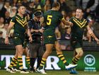 Kiwi courage not enough to stop scrappy Kangaroos