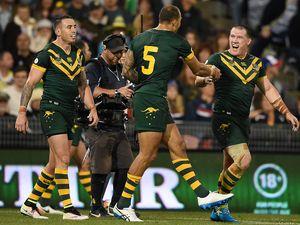 Kiwi courage not enough to stop scrappy Kangaroos