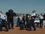 """Australian Federal Police respond to """"threat"""" in Canberra."""
