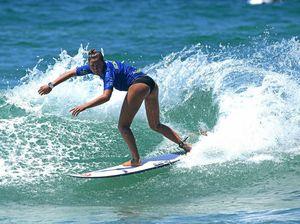 Tweed surfer caps off strong season