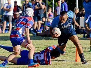 Hawks rise to the occasion with Wynnum double