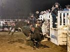 ROCK STAR: Tired teenager takes out PBR Grafton crown