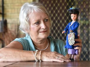 Mary Poppins doll comes home