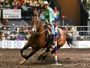 Brandee Ferguson will compete in the Junior High School Rodeo finals in Tennessee