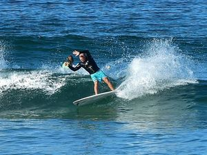 Fishing, surfing and beach guide for Friday, May 13