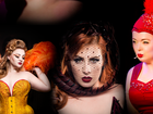 The Australian Burlesque festival presents: Shake O Rama! A night of glamorous classic tease and modern neo-burlesque that will dazzle, delight & entertain!
