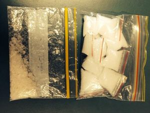 Two people busted with 20kg of meth at New Zealand airport
