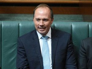 Dutton defends stats of hospital capability on Nauru