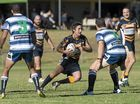 Steven Lee for Highfields against Brothers in Hutchinson Builders TRL Premiership A grade rugby league round eight at Kuhls Rd Sporting Complex, Sunday, August 23, 2015, Sunday, May 15, 2016.