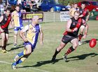 THEY were much closer but it was still no cigar for Hervey Bay Bombers.