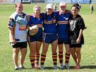 Chinchilla girls make rep footy team as calls grow for U16s players