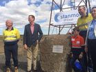 An unwanted mothballed mine that was snapped up for a dollar by Stanmore Coal last year has had its official unveiling today in Central Queensland.