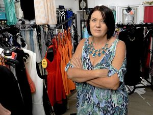 Thieves hit business