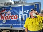 Norco franchised milman David Hulm loves to supply fresh milk to the people of Lennox Head. Photo Marc Stapelberg / The Northern Star