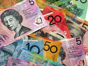 Cash money   Photo:Barry Leddicoat / Sunshine Coast Daily
