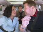 Demi and Nick join James for more carpool karaoke.