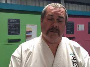 Uechi Ryu karate school gets ready for tournament