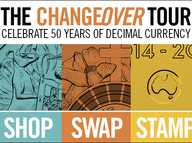 Following the 50th anniversary of decimal currency, the Royal Australian Mint is bringing The Changeover Tour to Mackay!