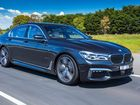 Technology in abundance with the 7 Series luxury large sedan shows BMW at its innovative best