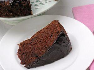 Recipe: Cocoa choko cake