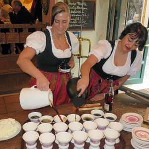 travel: putting on a party in the rhine