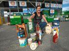 TAKE advantage of the upcoming free hazardous waste disposal day.