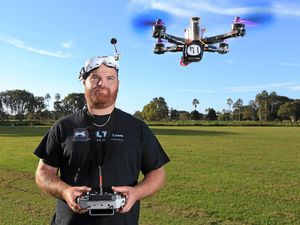 Tweed man blazes trail in a new drone world order