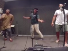 THE Kiwi singing trio who made a big impression on The Voice have done an amazing cover of Meghan Trainor's 'All About That Bass'.