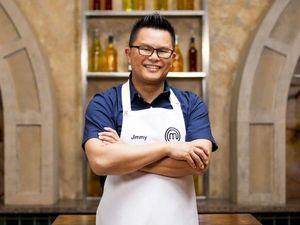 MasterChef Australia contestant Jimmy Wong.